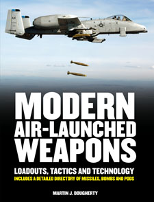 Logo de Air Launched Weapons: Loadouts, Tactics and Technology, par Dougherty (Martin)