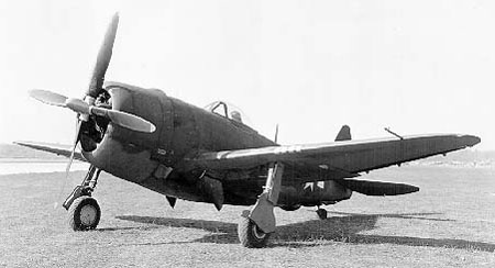 Republic P-47 Thunderbolt (XP-47K)