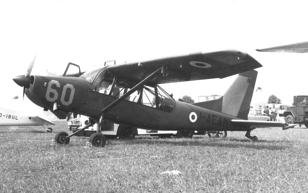 Aermacchi AM.3 - Prototype MB.335