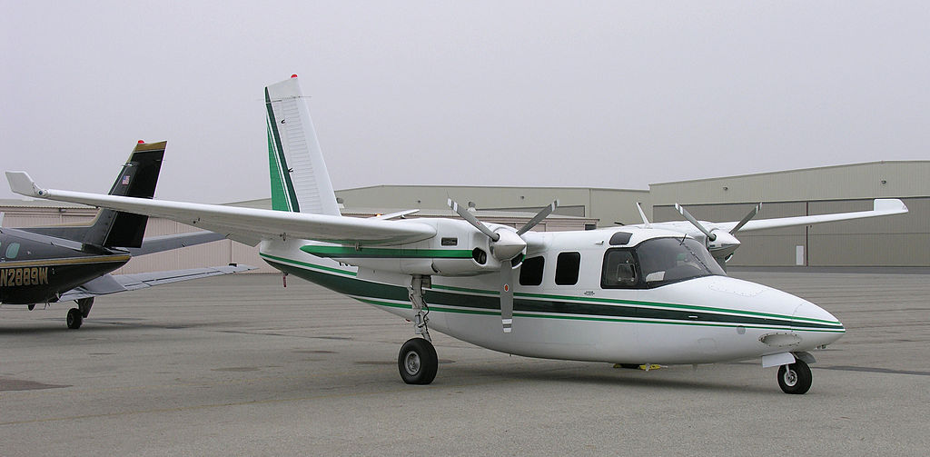 Aero Commander 500B civil