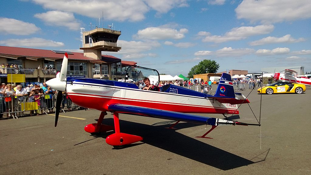 AviationsMilitaires.net — Mudry CAP-230