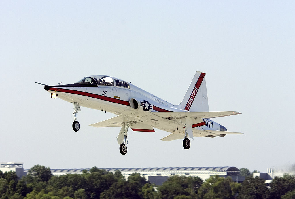 Northrop T-38A Talon de l'US Navy
