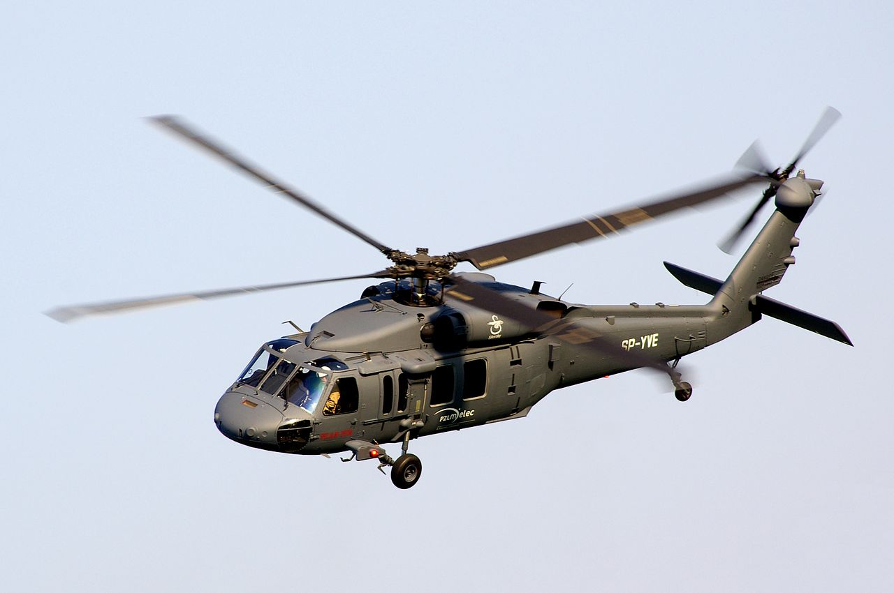 Sikorsky H-60 Black Hawk (S-70i)