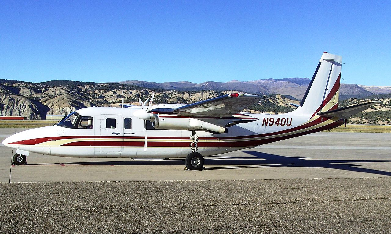 Aero Commander 680W civil