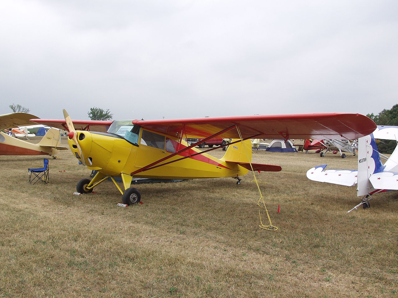 Aeronca 65 Super Chief