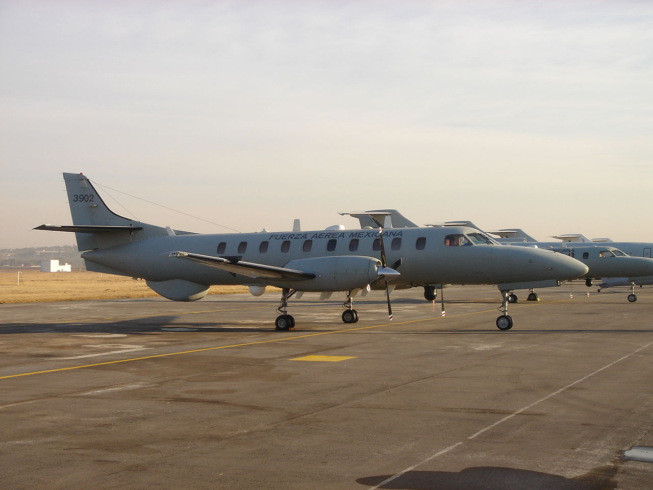 Fairchild-Swearingen Metroliner (C-26A) mexicain