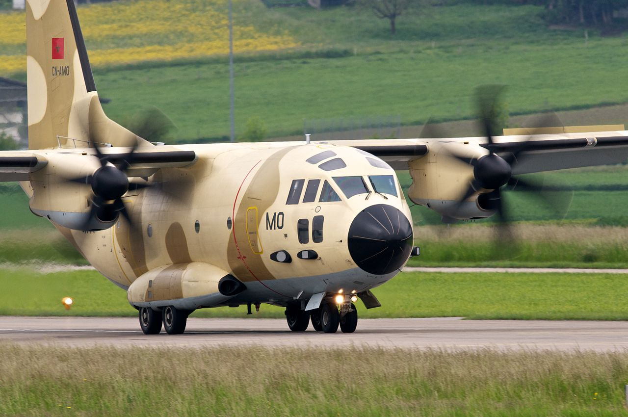 AviationsMilitaires net     Force a  233 rienne marocaine  Al Quwwat Al