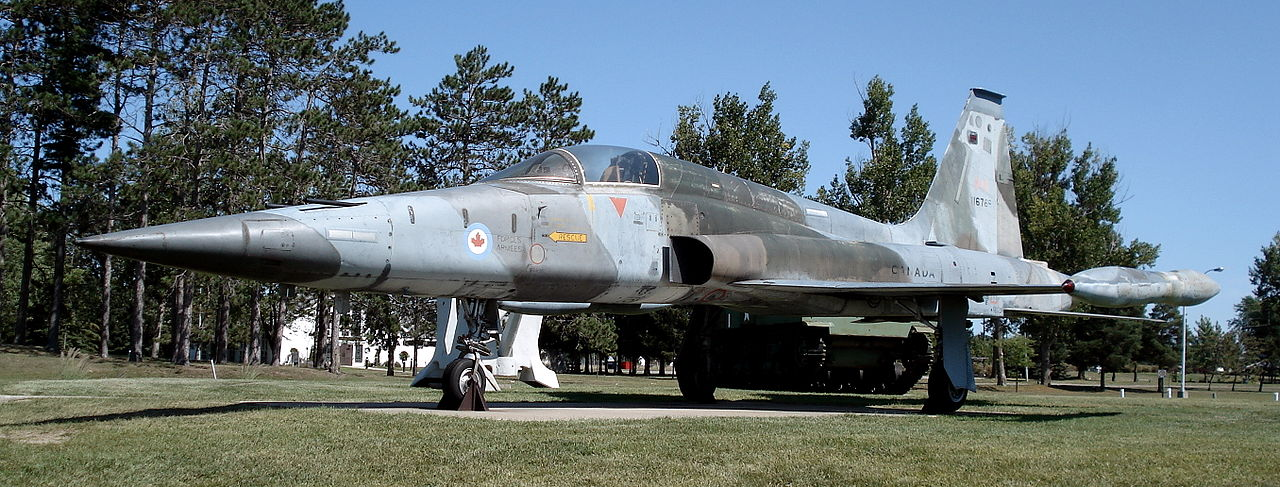 Canadair CF-5A Freedom Fighter (CF-116A) canadien
