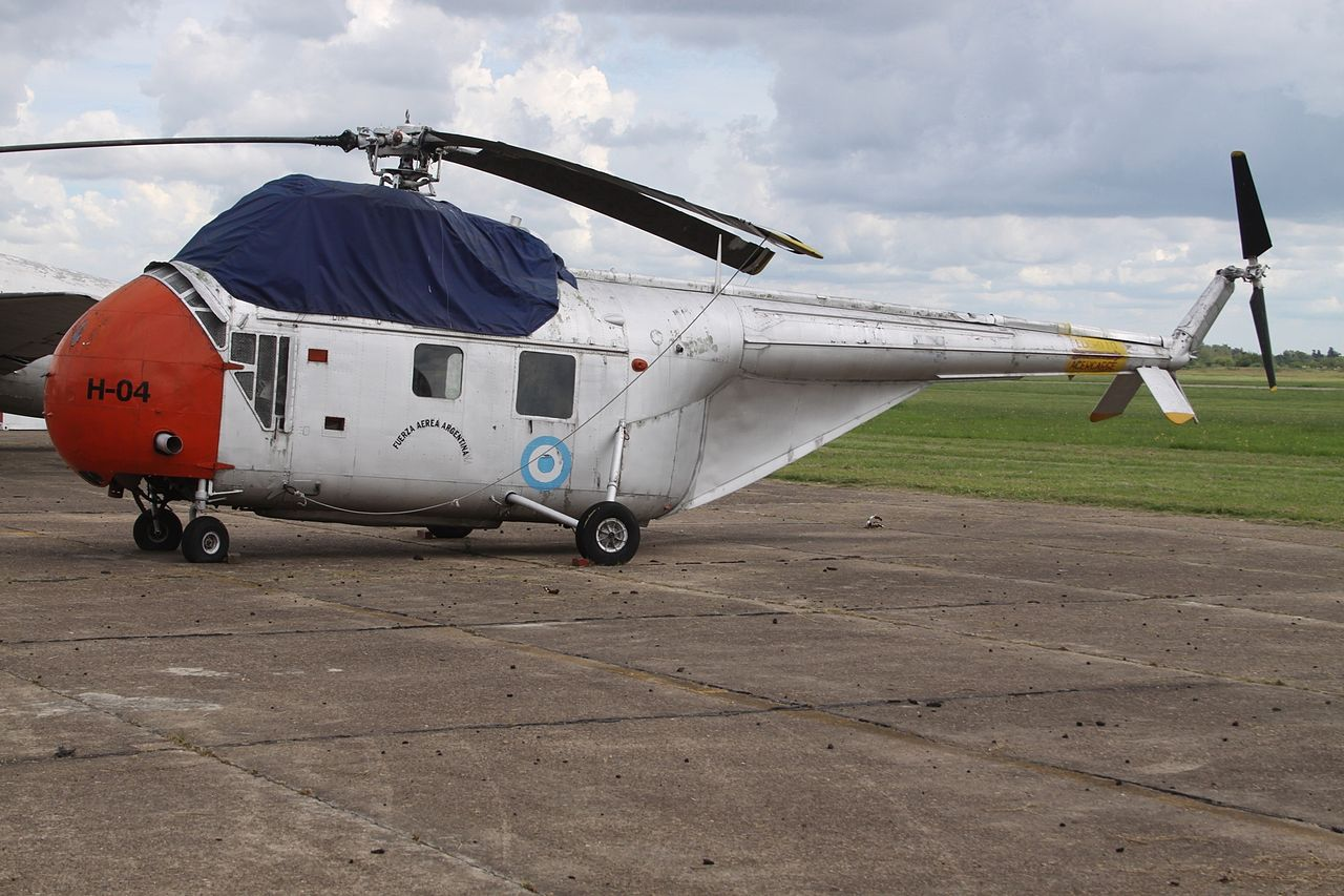 Sikorsky UH-19A Chickasaw argentin