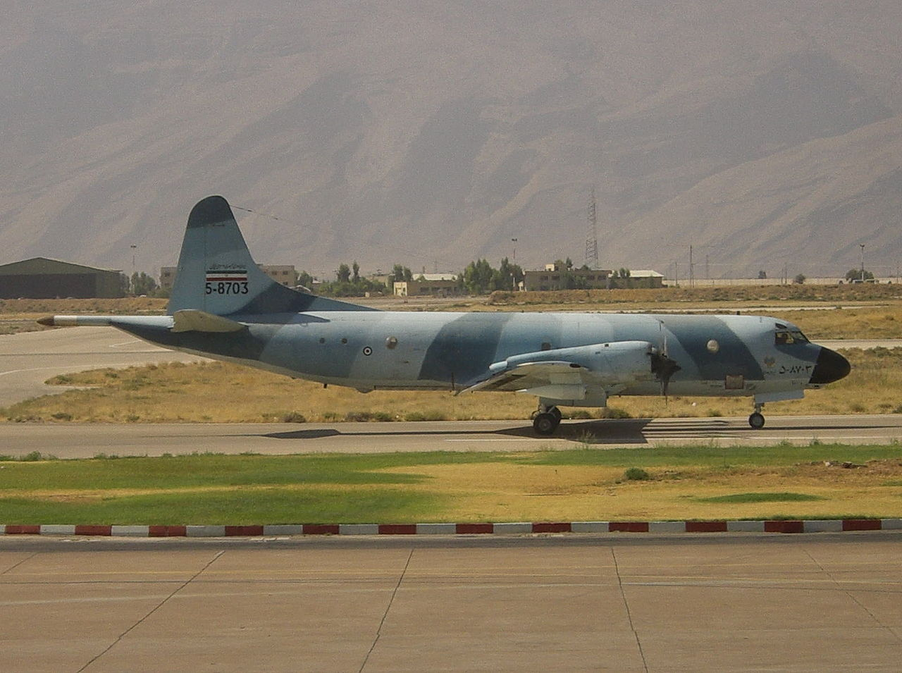 Lockheed P-3F Orion iranien