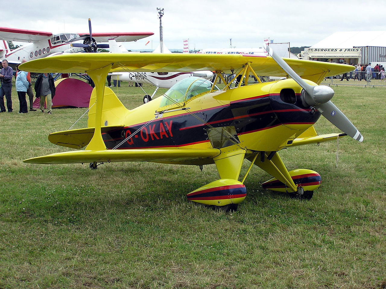 Pitts Special S-1E