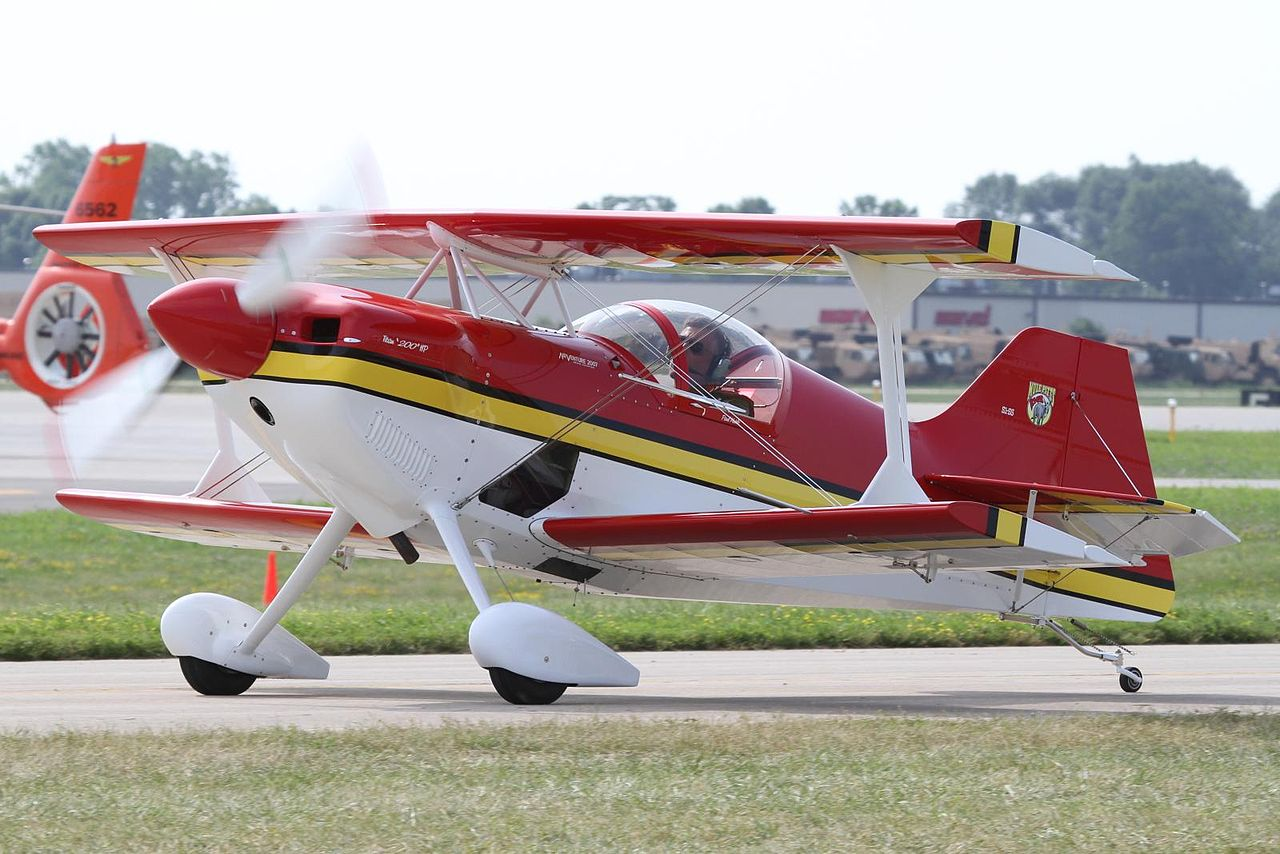 Pitts Special S-1SS