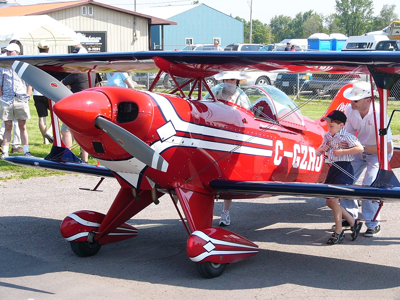 Pitts Special S-1T
