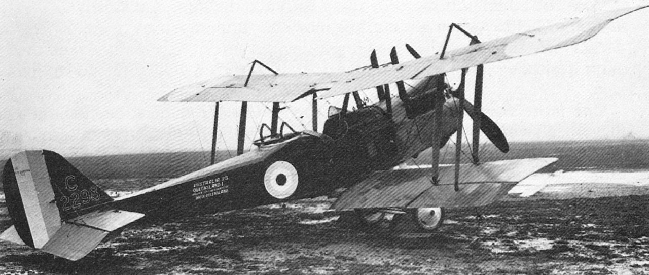 Royal Aircraft Factory RE.8