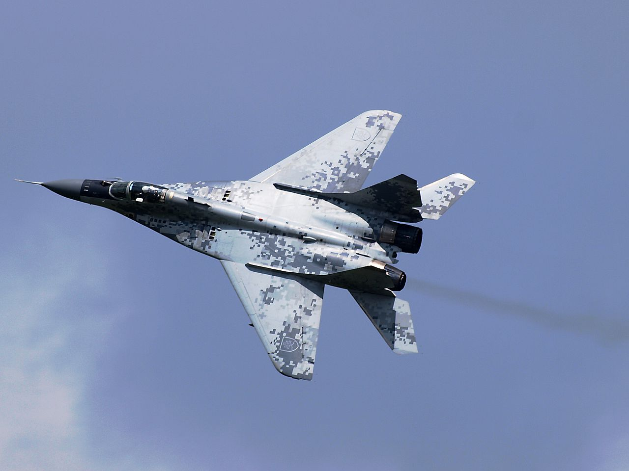 Mikoyan-Gourevitch MiG-29AS slovaque