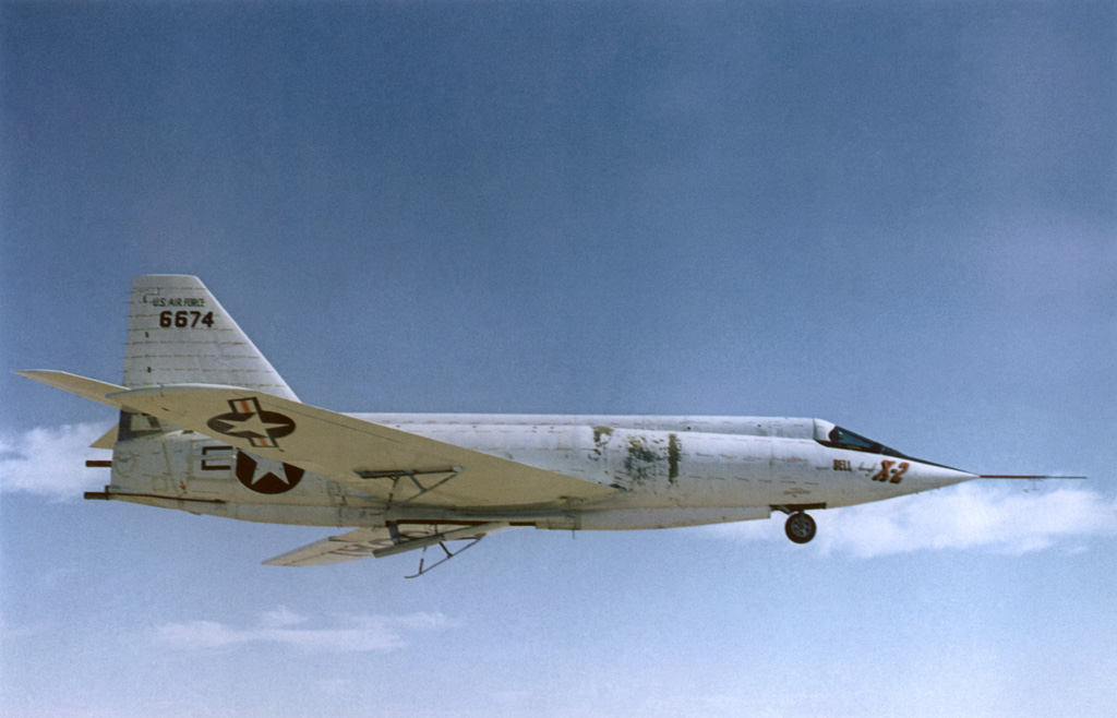 Bell X-2 Starbuster