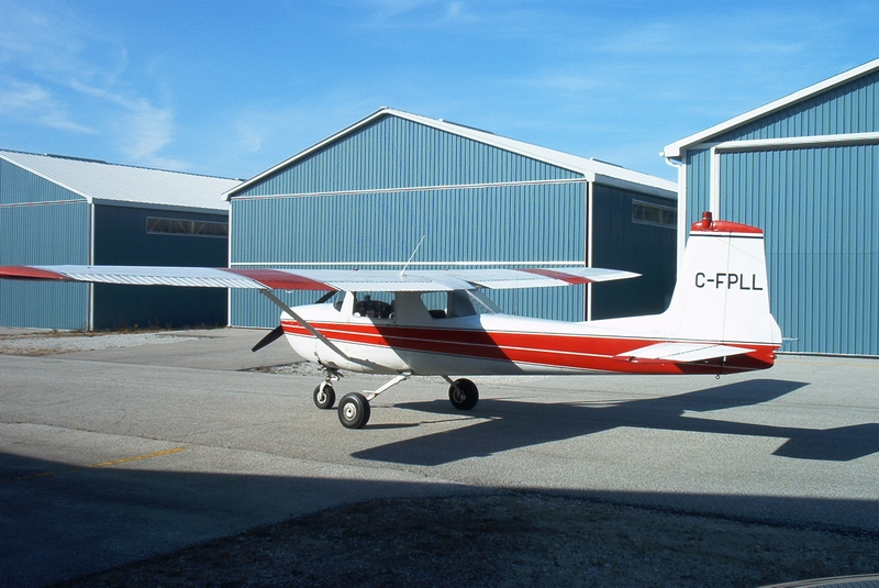 Cessna 150D civil