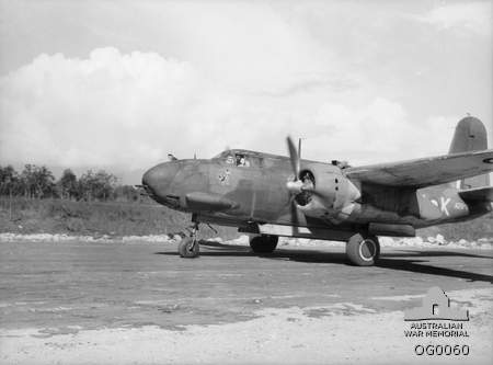 Douglas A-20 Boston australien