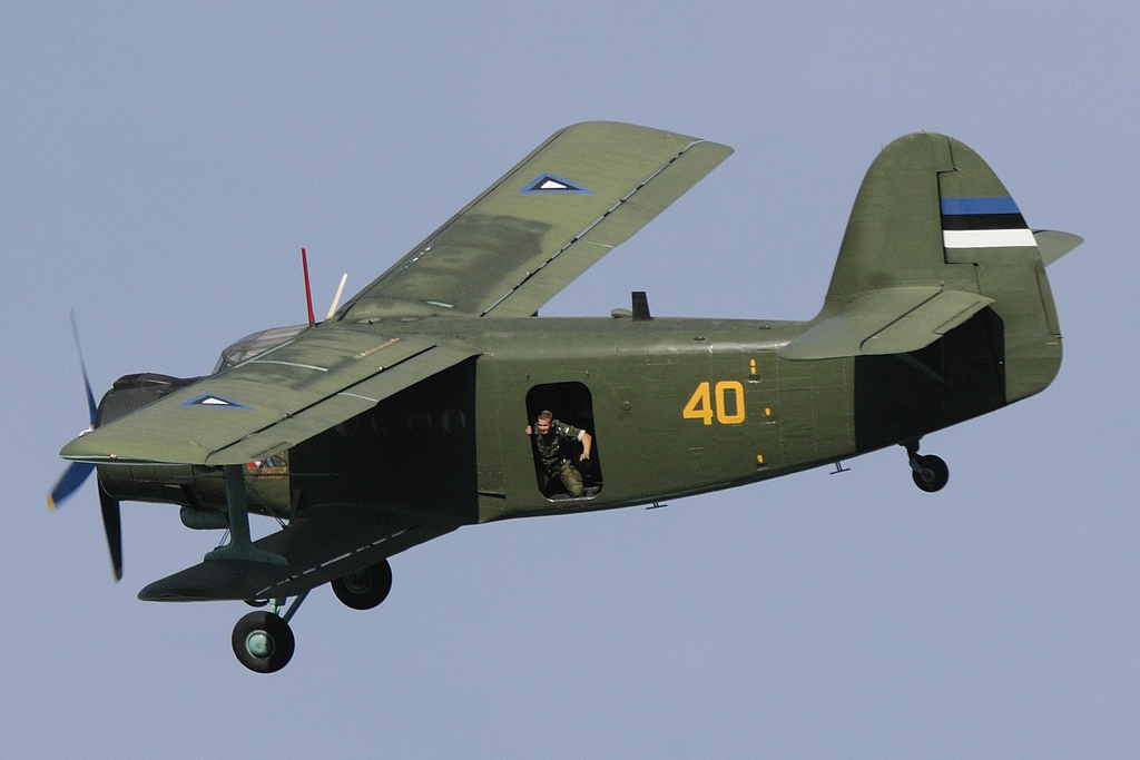 Antonov An-2T estonien