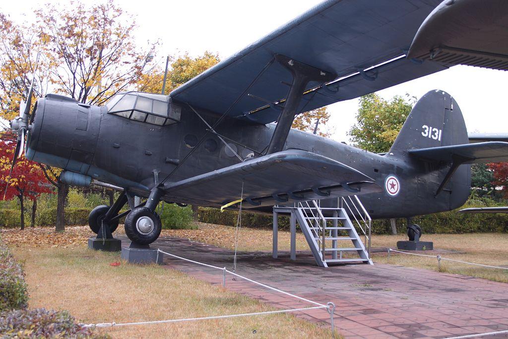 AviationsMilitaires.net — Armée de l'air nord-coréenne ...
