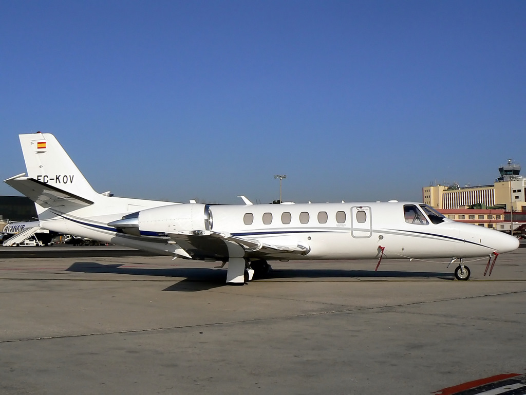 Cessna 560 Citation V (Encore +) civil