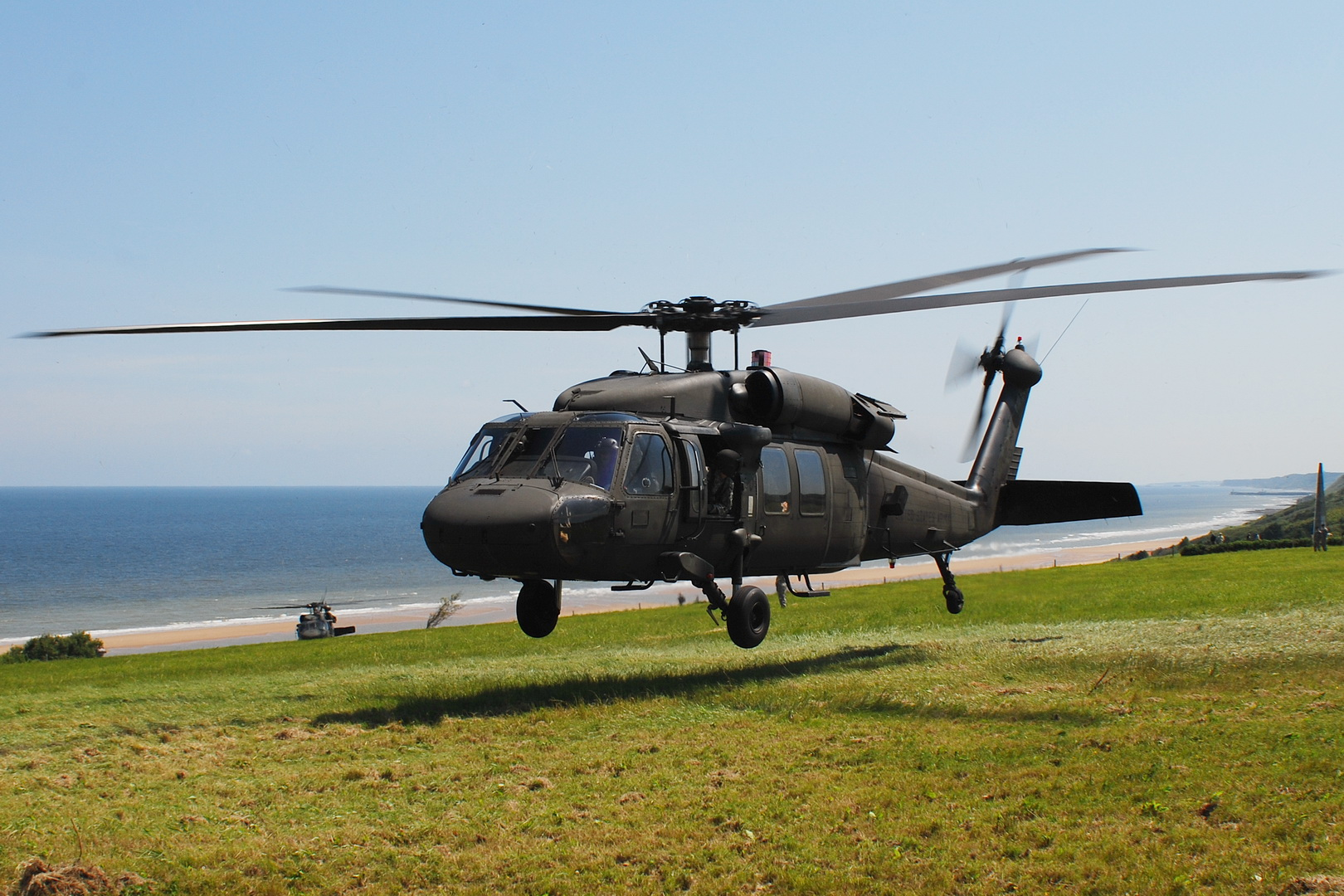 Sikorsky UH-60L Black Hawk de l'US Army