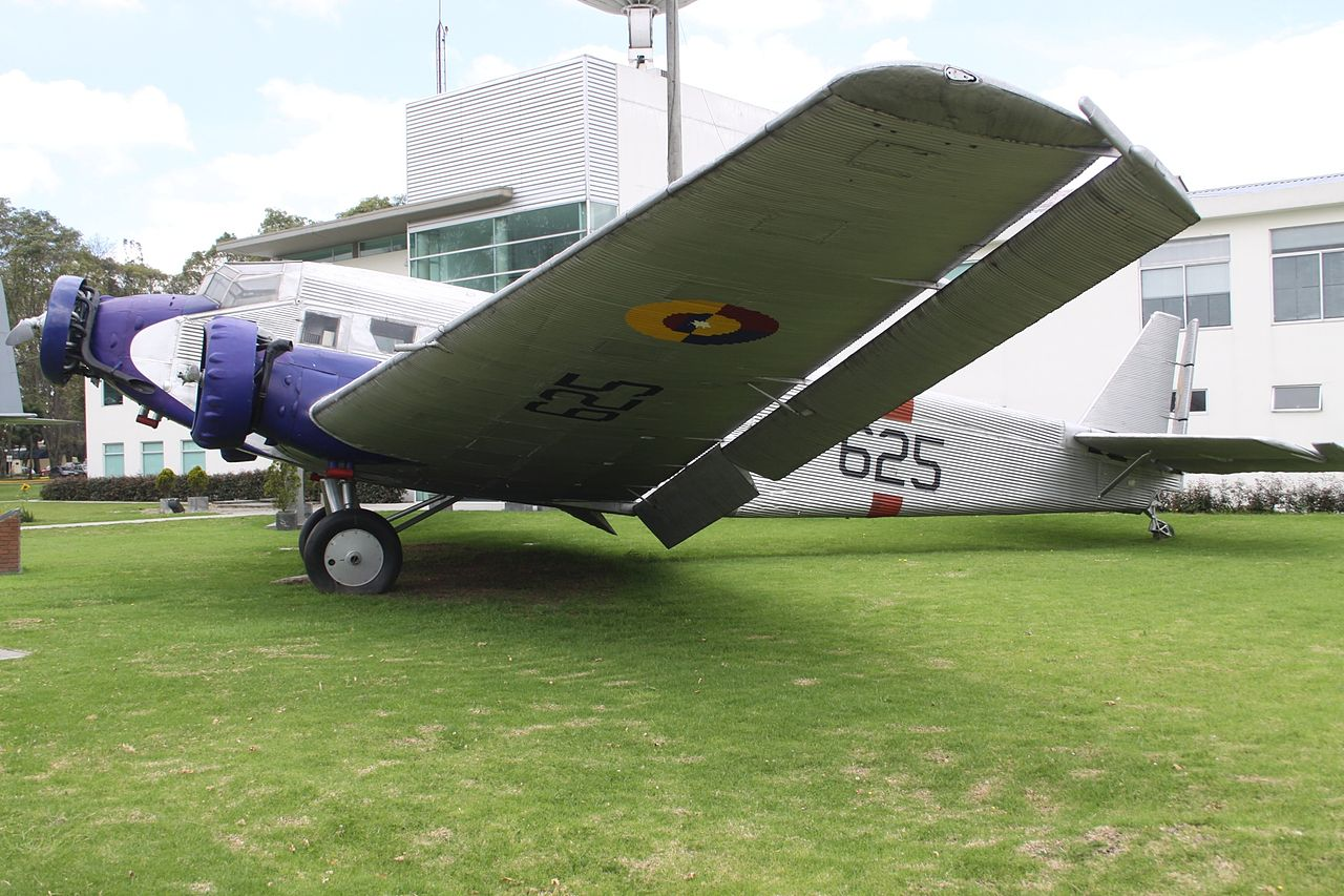 Junkers Ju 52/3mg3e colombien