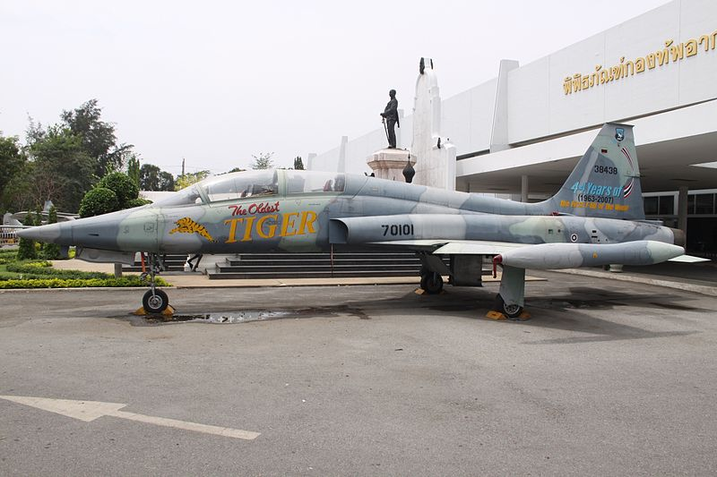 Northrop F-5B Freedom Fighter thaïlandais