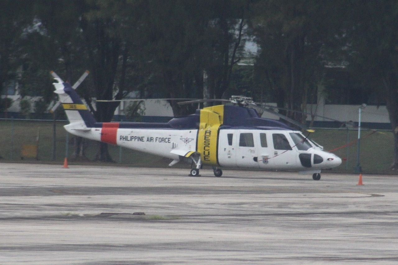 Sikorsky S-76 Spirit philippin