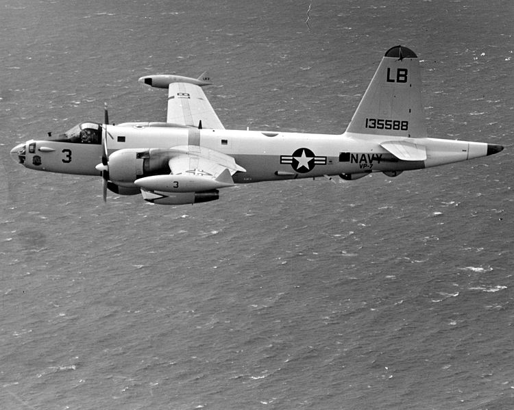 Lockheed P-2 Neptune (SP-2H) de l'US Navy