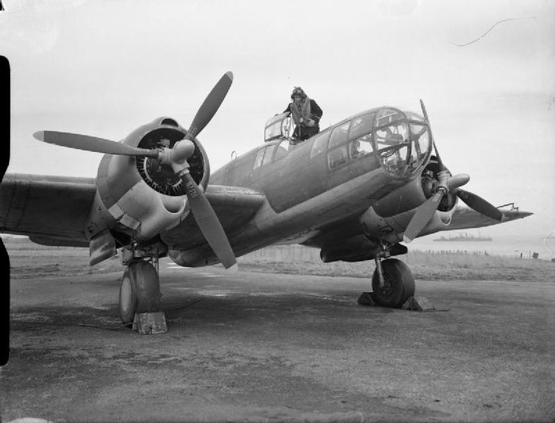 Martin 167 Maryland Mk I de la Royal Navy