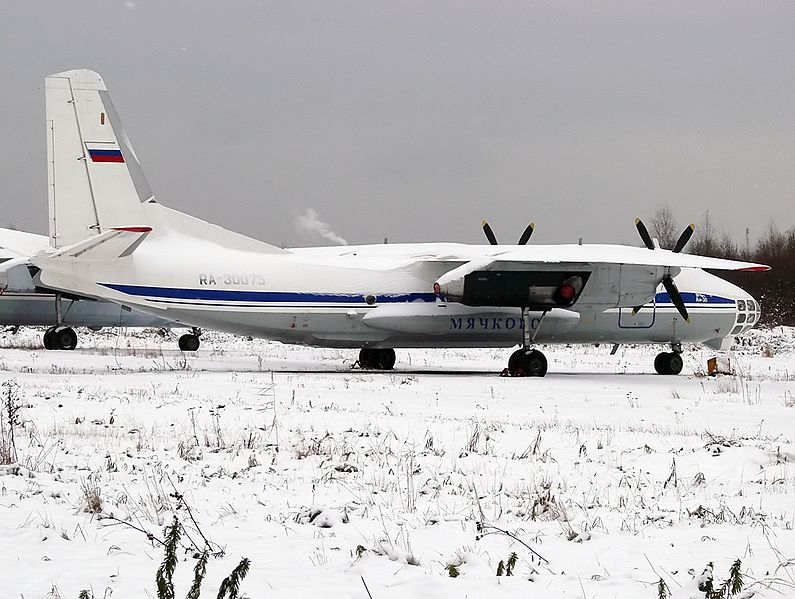 Antonov An-30D Clank civil