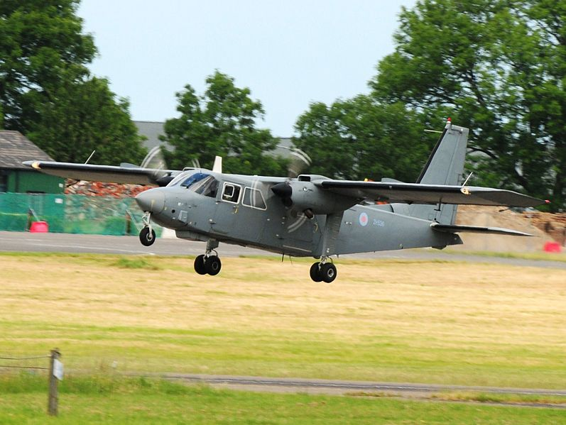 Valom 1//48 Modell Set 48008 Britten-Norman BN-2A Islander G-Avcn, G-Bcen