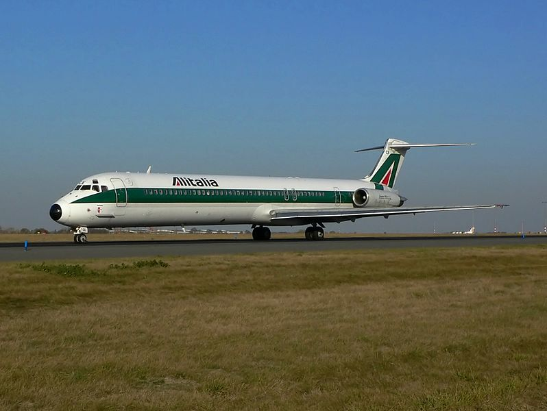 Douglas DC-9 (MD-82) civil