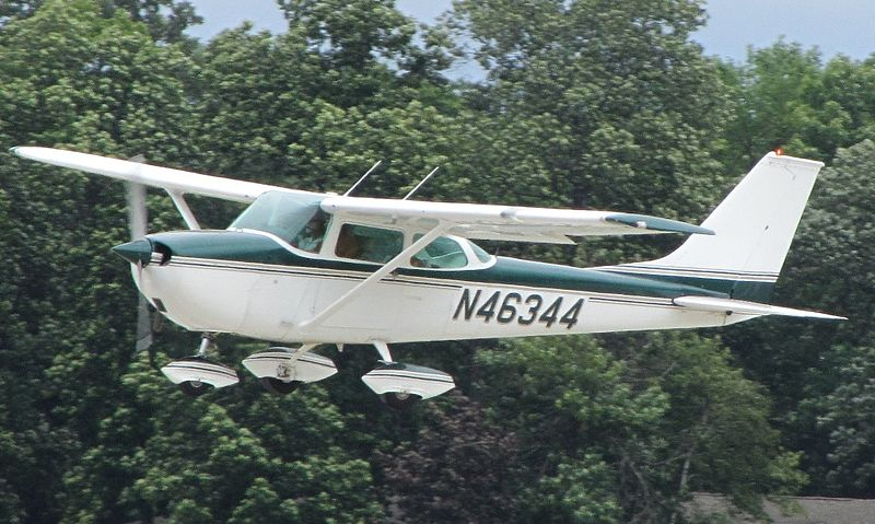 Cessna 172K civil