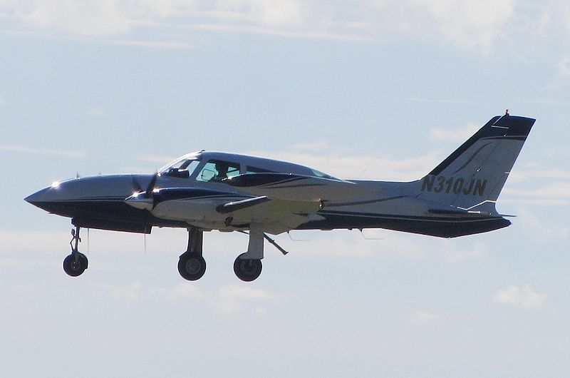 Cessna T310R civil