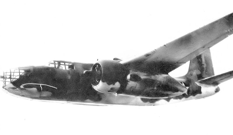 Douglas A-20A Boston de l'USAAF
