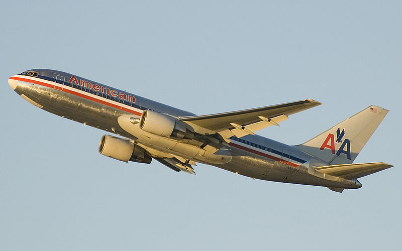 Boeing 767-200ER civil