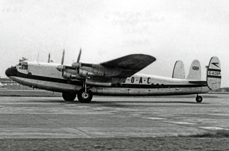 Avro York civil