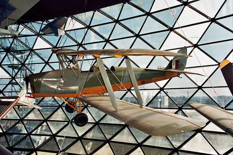 De Havilland DH-82 Tiger Moth yougoslave