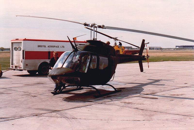 Bell 206 (CH-136) canadien