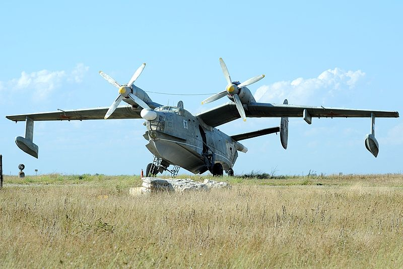 Beriev Be-12PS Mail de la marine russe