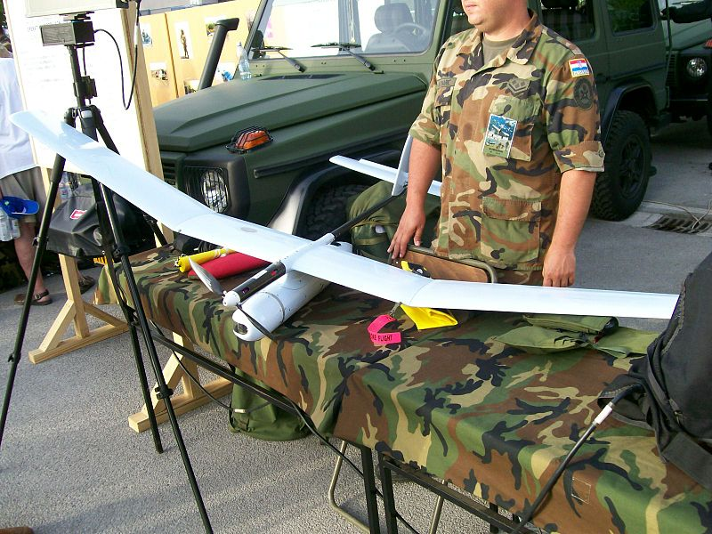 Elbit Skylark I croate