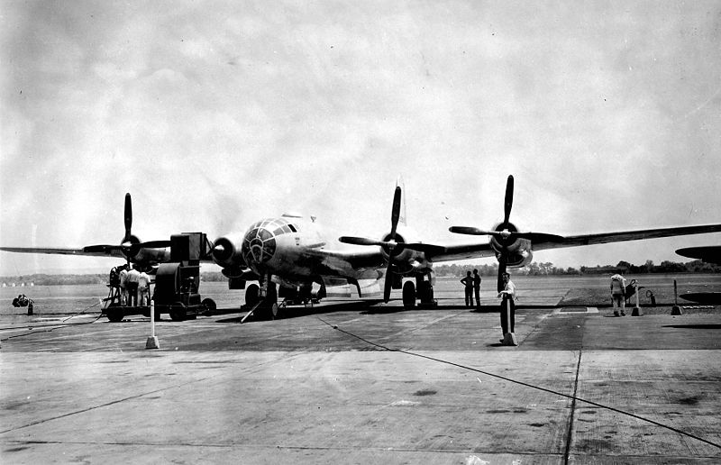 Boeing B-50 Superfortress - Prototype XB-44