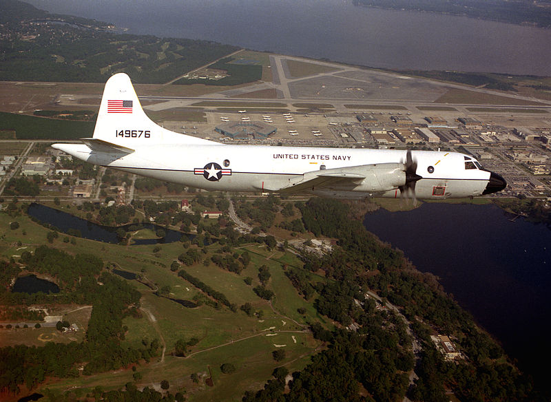 Lockheed VP-3A Orion de l'US Navy