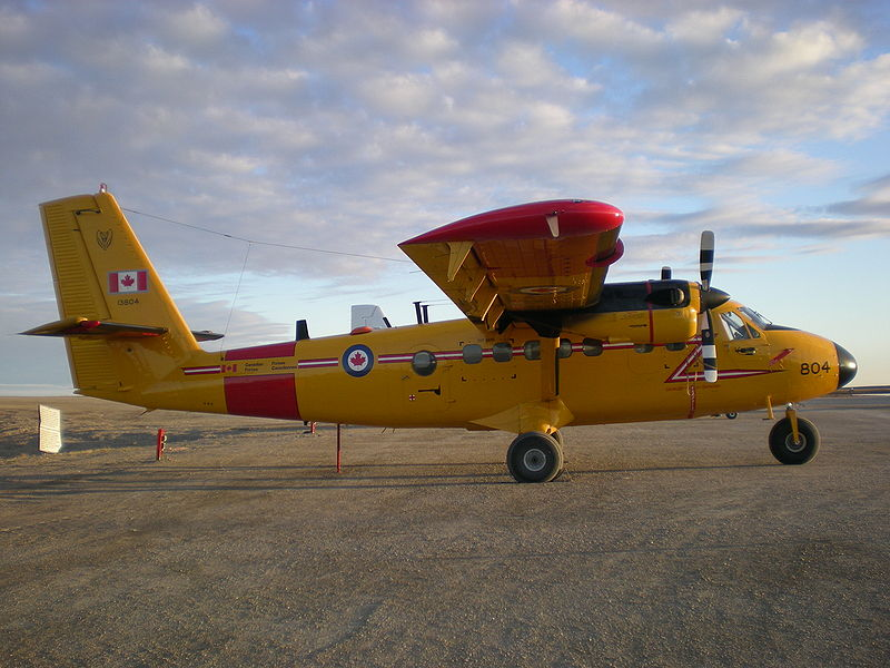De Havilland Canada DHC-6 Twin Otter (CC-138) canadien