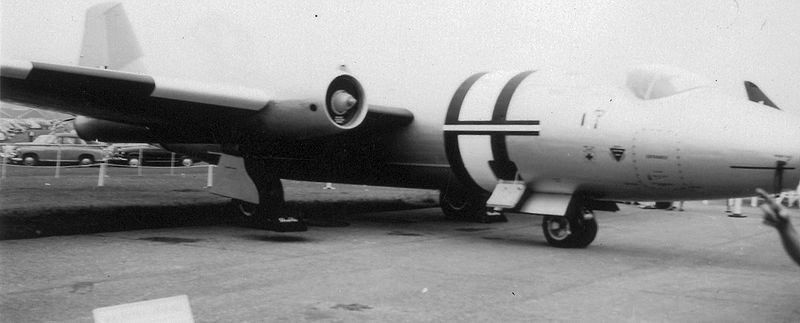 BAC Canberra D.10