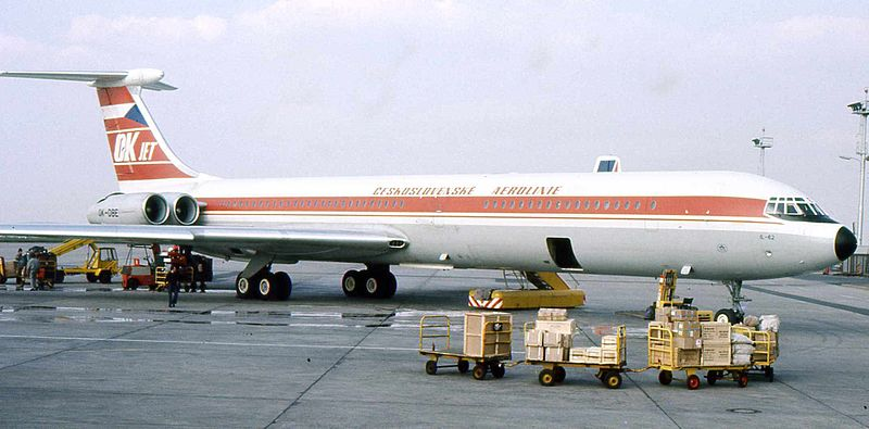 Iliouchine Il-62 Classic civil