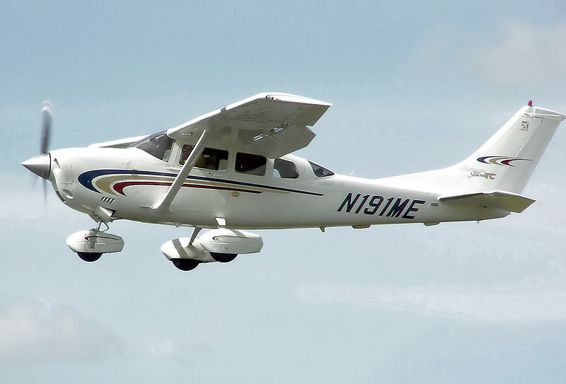 Cessna 206H Stationair civil