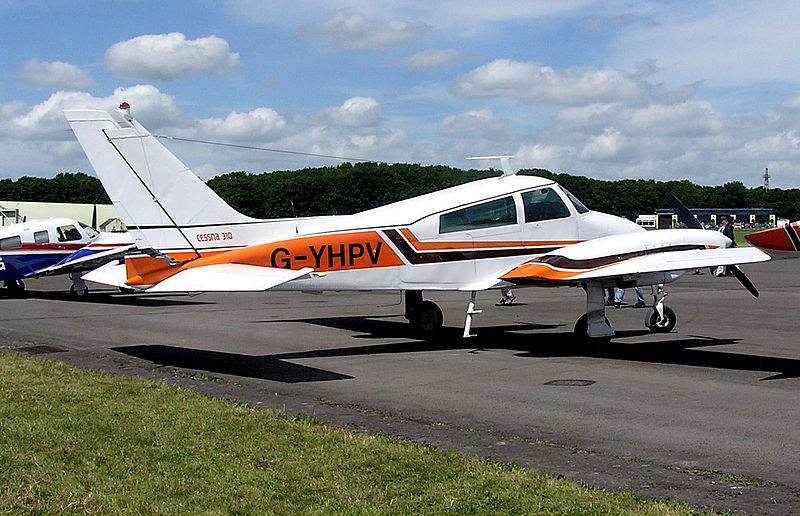 Cessna 310N civil